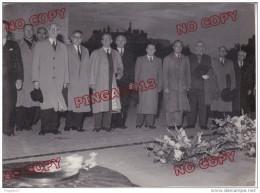 Au Plus Rapide Paris 1959 Une Délégation De L´AORP * Délégation Officiers De Réserve Rallume Flamme Soldat Inconnu - War, Military