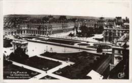 Francia - Cartolina Antica PARIS, LE CARROUSEL, PANORAMA DU LOUVRE 1967 - L55 - Louvre
