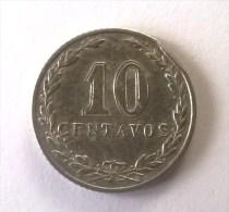 ARGENTINE - 10 Centavos 1899 - - Argentine