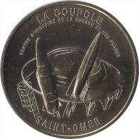 S04A194 - 2004 LA COUPOLE 1 - Fus�es V1 et V2 / MONNAIE DE PARIS