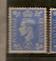 Great Britain * &  George  VI 1937-1947 (213) - Zonder Classificatie