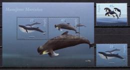 Angola 2003 / Whales MNH Ballenas / C10419  5 - Whales