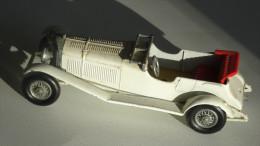 Lesney Matchbox Yesteryear Original (Modèle Ancien 1960) Mercédes 1926 (numéro Y10) - Jouets Anciens