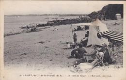22----SAINT-JACUT-DE-LA-MER----un Coin De Plage-a L'horizon,lancieux--voir 2 Scans - Saint-Jacut-de-la-Mer