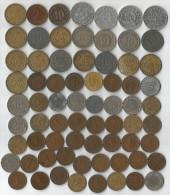 ALLEMAGNE COLLECTION DE 70 MONNAIES EMPIRE - REICH - [11] Collections