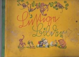 Album De 1938, 23 Pages D´ Images Humoristiques D' Animaux - Langue Allemande - Livres Pour Enfants