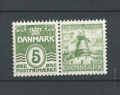 MNH Denemarken, Mi W5 - 1913-47 (Christian X)