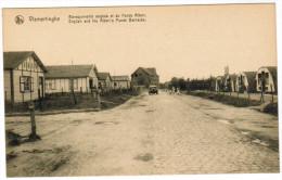 Vlamertinghe, Vlamertinge, Baraquements Anglais Et Du Fonds Albert  (pk27196) - Ieper