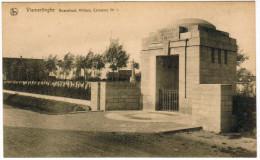 Vlamertinge, Vlamertinghe, Brandhoek Military Cimetery N°1 (pk27197) - Poperinge