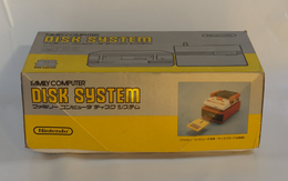 Family Computer Disk System Japan  ( Used ) - Consoles