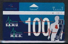 Belgacom SAMU / MUG Serienummer 531C - Belgien