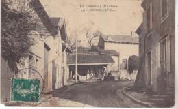 54 Ludres- La Lorraine Illustrée- Le Mont. édit Fiacre N°945.Animée, Petit Defaut Angle Bas Gauche Sinon Bon état. - France