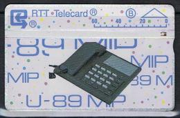 RTT U-89MP Serienummer 106L - Belgique