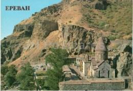 Architectural Complex - Gegard - Yerevan - 1987 - Armenia USSR - Unused - Arménie