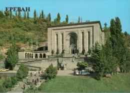 Matenadaran - The Mesrop Mashtots Depository Of Ancients Manuscripts - Yerevan - 1987 - Armenia USSR - Unused - Arménie