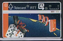 RTT  1991 Serienummer 012D - Belgique