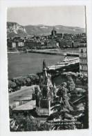 SWITZERLAND - AK 251282 Genève - Le Monument Brunswick Et Vue Sur La Ville - GE Geneva