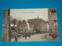 """54 ) Village Lorrain : Neufmaisons """" Intérieur Du Village """"  - Année 1916 - EDIT : Perraud - Other Municipalities"""
