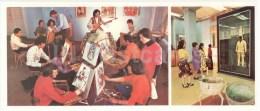 Young Artists - Painting - Museum Of Archaeology - Almaty - Alma-Ata - 1980 - Kazakhstan USSR - Unused - Kazakhstan