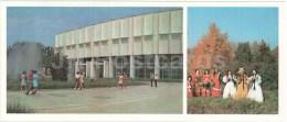Lermontov Academic Russian Drama Theatre - Female Ensemble - Almaty - Alma-Ata - 1980 - Kazakhstan USSR - Unused - Kazakhstan