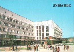 A New Building Of Lenin State University - Dushanbe - 1985 - Tajikistan USSR - Unused - Tadjikistan