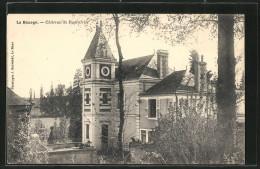 CPA La Bazoge, Château De Rogeatelle - Non Classés