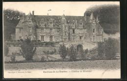 CPA La Chartre, Château De Bénéhart - France