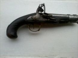 Pistolet Gendarmerie Révolutionnaire - Armes Neutralisées