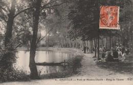 CPA CHAVILLE 92 - Fôret De Meudon Chaville - Etang De L'Ursine - Chaville