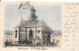BONSECOURS   La Vieille église  1901 - Non Classés