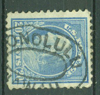 USA. Nr. 237c, Cancelled On HONOLULU, Scare - 1847-99 Unionsausgaben