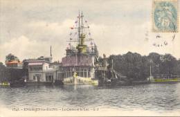 Enghien Les Bains Le Casino 1910 - Francia