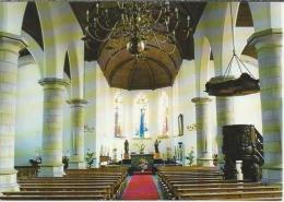 BE.- Baarle Hertog.  St. Remigius Kerk. Interieur. 2 Scans - Baarle-Hertog