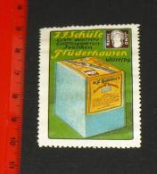 Werbemarke Cinderella Poster Stamp  Pfüle Pfüderhausen   #1641 - Publicités