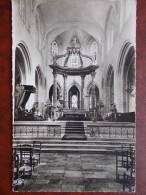 17 - SAINTES - Le Choeur De La Cathédrale Saint-Pierre. (CPSM) - Saintes