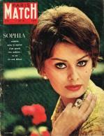 PARIS-MATCH N°583 -  11 Juin 1960 - Informations Générales