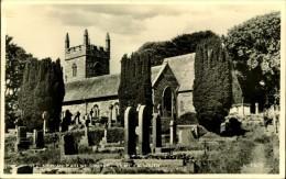 N°85 PPP 347  ST MAWNAN PARISCH CHURCH NEAR FALMOUTH - Scilly Isles