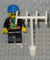 279/329  LEGO COSTRUZIONI PALO ANTENNA TV TETTO - Lego System