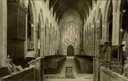 N°92 PPP 347 ALL SAINT S CHURCH HOLBEACH - Angleterre