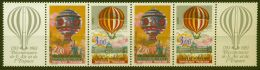 FRANCE 1983-Bicentenaire Air Et Espace-n° Y&T 22P2262Ax2 Timbre Neuf-MNH-cote 6,00 Euros - France