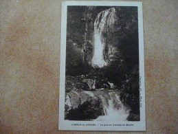 COGNIN Les GORGES - La Grande Cascade Du Moulin - (Rare !) - Francia