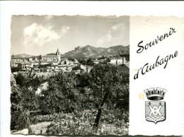 Cp - AUBAGNE (13) - Vue Générale - Aubagne