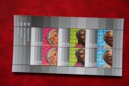 Zomerzegels Sommermarken Summer Stamps NVPH 1821 (Mi Block 59); 1999 POSTFRIS / MNH ** NEDERLAND / NIEDERLANDE - Period 1980-... (Beatrix)