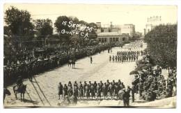 Guatemala City, Avenida Y Parque Centenario, 15 Septembre Date D Independance, Fanfare, Fete Nationale (bon Etat) - Guatemala