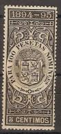 Fiscales Deuda Del Estado 15 ** 1894-95. - Fiscales