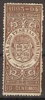Fiscales Deuda Del Estado 02 ** 1893-94 - Fiscales