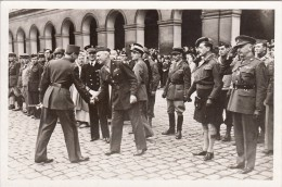 Thématiques 75 Paris Les Allies A Paris Général Koenig Genéral Rogers Et Principaux Chefs Alliés - Expositions