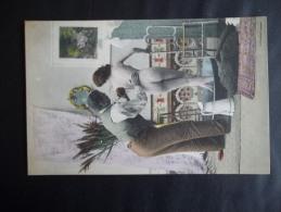 CPA / NUE /  TOILETTE - Vintage Women < 1920
