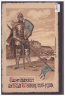 TAUSENDJAHRFEIER DER STADT WEILBURG 1906 - TB - Weilburg