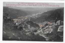 CHATEAU REGNAULT - N° 26 - VUE DE LA ROCHE BAYARD AVEC PERSONNAGE - CPA NON VOYAGEE - France